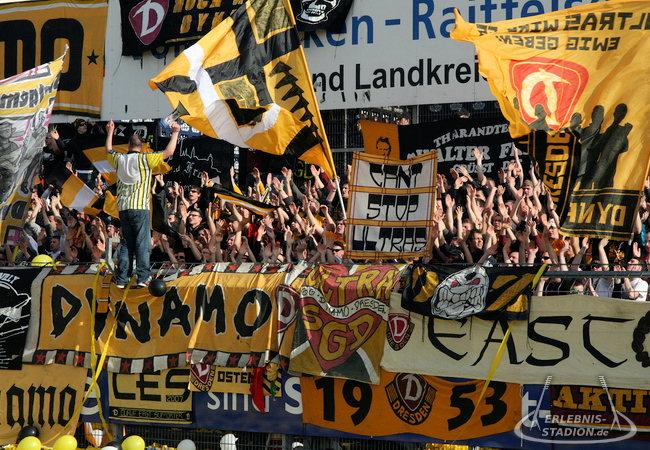 SSV Jahn Regensburg - SG Dynamo Dresden